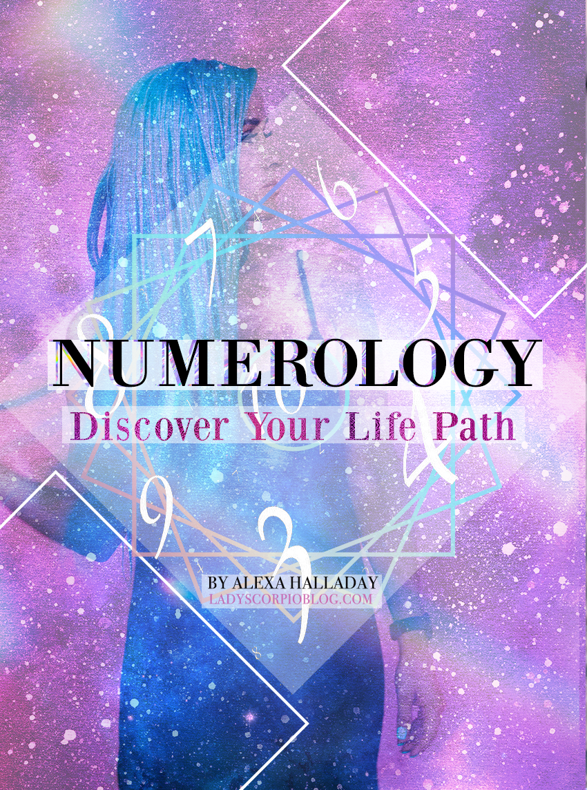Numerology: Discover Your Life Path – LADY SCORPIO